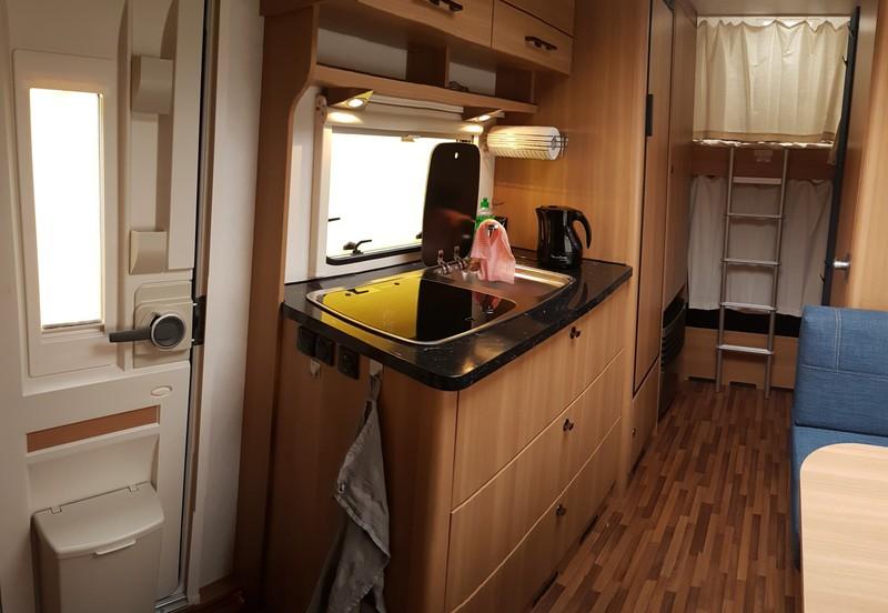 Wohnwagen Mit Doppel Etagenbett : Cocodio wohnwagen coco2